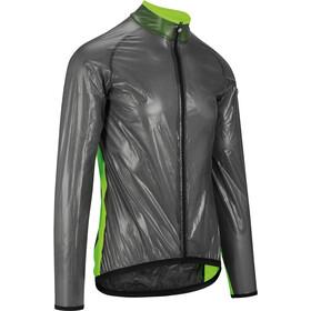 assos Mille GT Evo Veste Climat Homme, visibility green